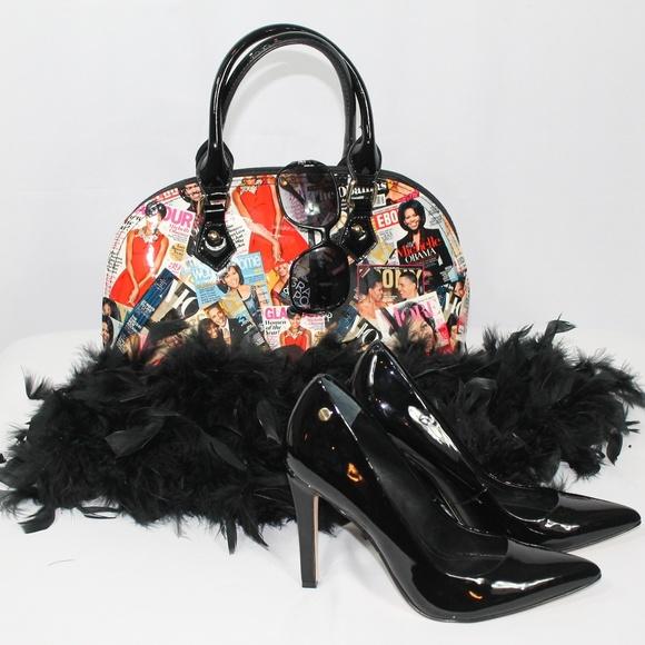 e7a7085235e Calvin Klein Shoes - Calvin Klein Brady Patent Leather Heels Pumps-7